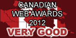 Canadian Web Award